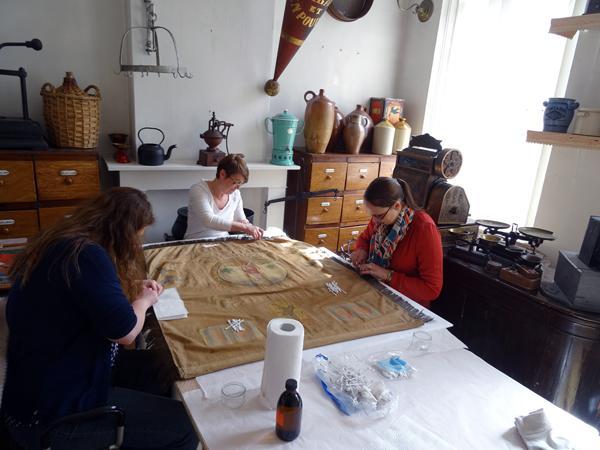 Restaurations textiles