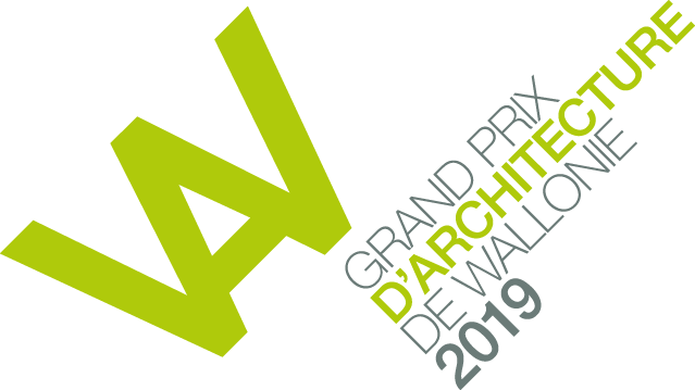 Grand Prix d'Architecture de Wallonie 2019