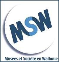 """Site de l'Association """"Musée et société en Wallonie"""""""